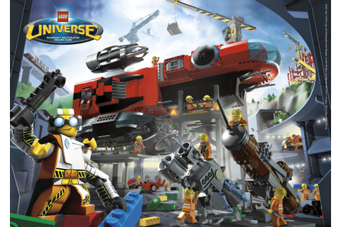 LEGO Universe Goes Free to play – MMOBomb.com