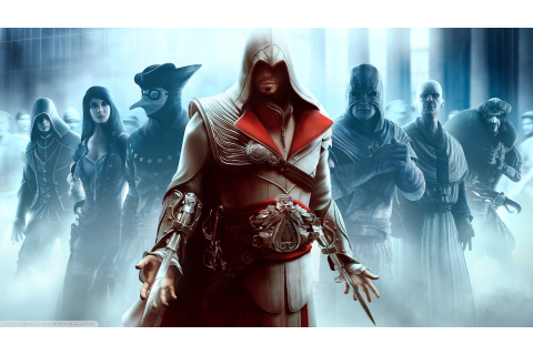 Assassins Creed: Brotherhood, Video Games, Assassins Creed ...