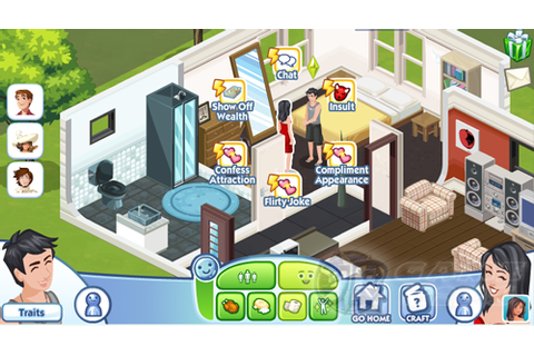 The Sims Social - Electronic Arts' Online Game - UrGameTips