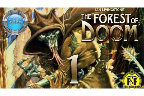Let's Play The Forest of Doom part 1 Start - YouTube