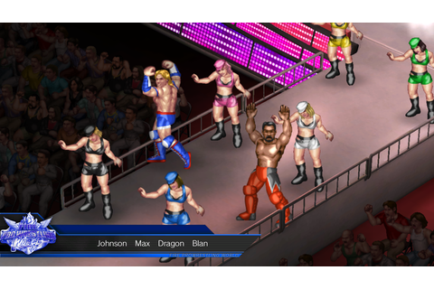 Fire Pro Wrestling World - IGN.com