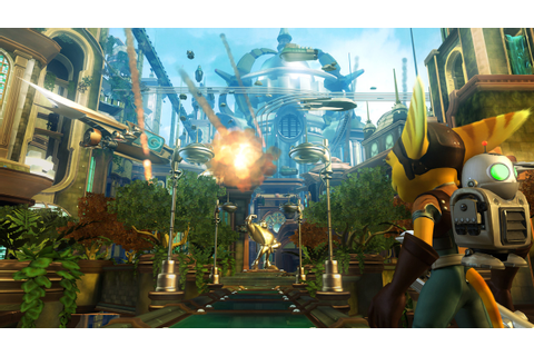 Kerwan - Locations - Ratchet & Clank Future: Tools of ...