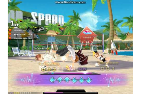 Garena GKART Dance Mode (HeartNetZ) - YouTube