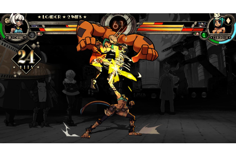 Skullgirls Game - Free Download Full Version For Pc