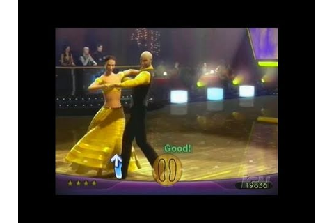 Dancing With The Stars (game only) PlayStation 2 - YouTube
