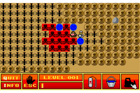 Download Ant Attack - My Abandonware