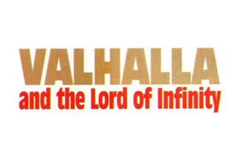 Valhalla and the Lord of Infinity - дата выхода, системные ...