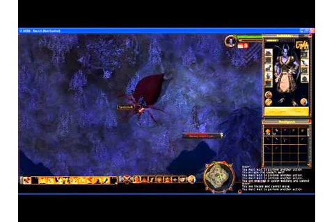 G4 MMO Report - Ultima Online: Stygian Abyss Expansion ...