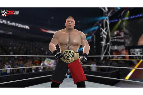 WWE 2K15 Free Download PC Game Full Version