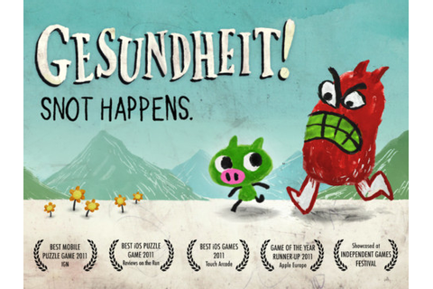 Ah-Choo! Gorgeously Snotty Game Gesundheit! Gets ...