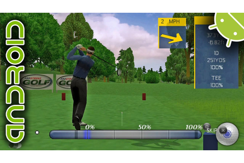 ProStroke Golf: World Tour 2007 | NVIDIA SHIELD Android TV ...