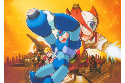 Mega Man X | Just Another Video Game Blog