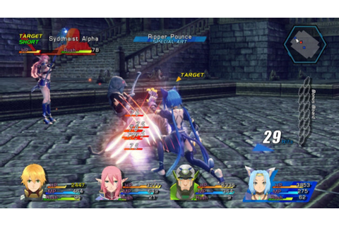 Star Ocean: The Last Hope (Game) | GamerClick.it
