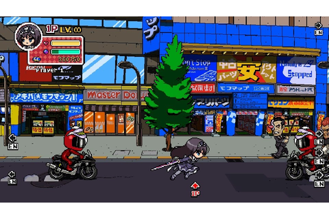 Phantom Breaker: Battle Grounds - JGGH GamesJGGH Games