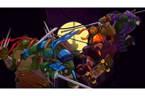 Teenage Mutant Ninja Turtles Mobile Game Announced - IGN