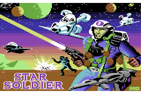 Download Star Soldier (Commodore 64) - My Abandonware