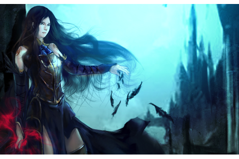 Castlevania: Order Of Ecclesia Full HD Wallpaper and ...