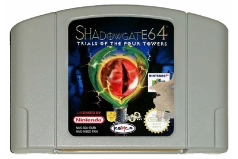 Buy Shadowgate 64: Trials of the Four Towers (Dutch ...