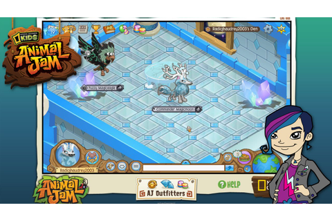 Animal Jam - Audrey Game Play EP11 - YouTube