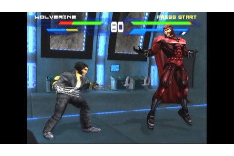 X-Men: Next Dimension ... (PS2) - YouTube
