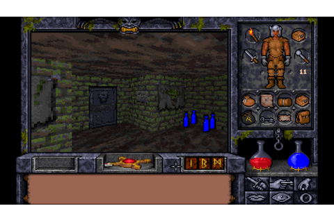 Ultima Underworld II | Ultima Adventures