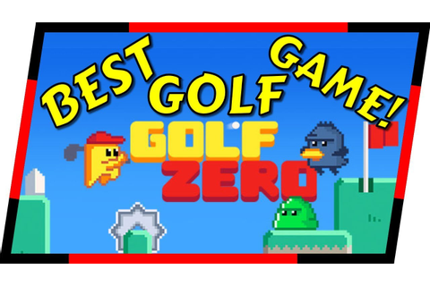 Golf Zero - PLATFORMER MEETS GOLF SPORTS GAME | MGQ Ep ...