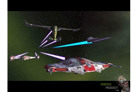 Star Wars: Jedi Starfighter (Original Xbox) Game Profile ...