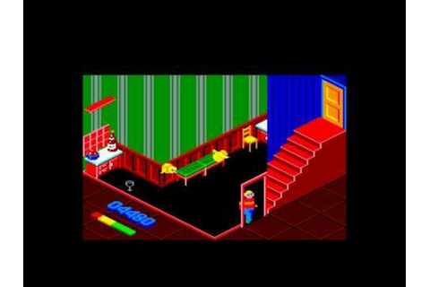 Inside Outing | Raffles Amstrad cpc HD - YouTube