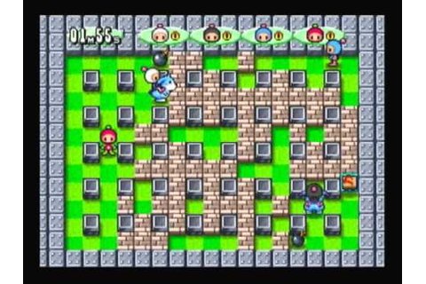 Bomberman kart PS2 Bomberman mode Gameplay footage - YouTube