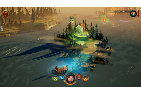 ADD YOUR REVIEW FOR The Flame in the Flood