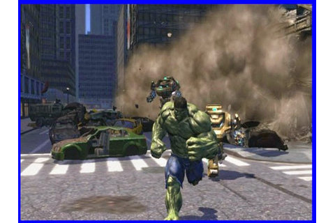 The Incredible Hulk PC Game Fully Download « PC Games ...