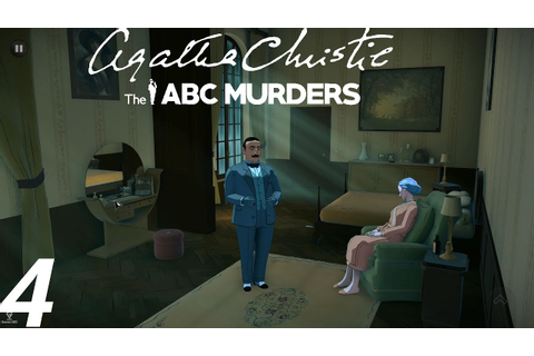 Agatha Christie: The ABC Murders Walkthrough Part 4 ...