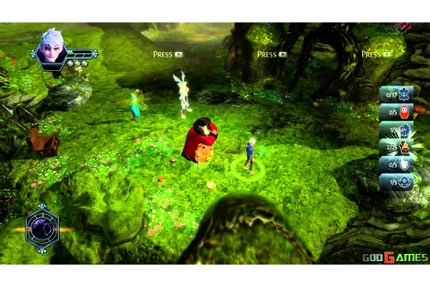 Rise of the Guardians: The Video Game - Gameplay XBOX 360 ...