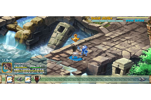 Ragnarok Tactics Review (PSP)