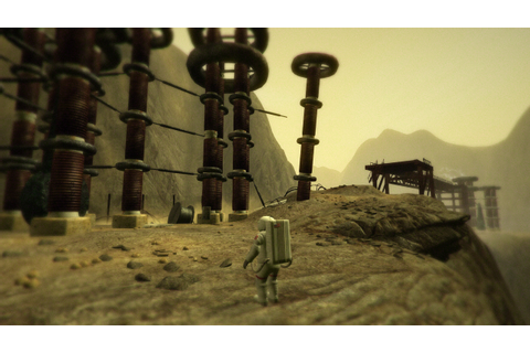 Lifeless Planet: A New 3D Action-Adventure Game from Stage ...