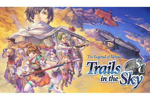 Trails in the Sky: Second Chapter releases next week | PC ...