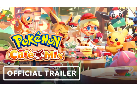 Pokemon Cafe Mix – Official Trailer – Cheap Xbox Games Now