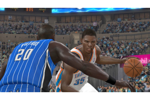 NBA Live 13 Returns This Fall - Game Informer