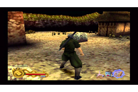 Tenchu 2: Birth of the Stealth Assassins Rikimaru ...