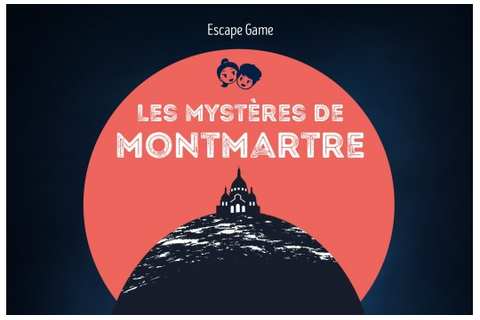 Escape Game Paris dans quartier de Montmartre - My Urban ...