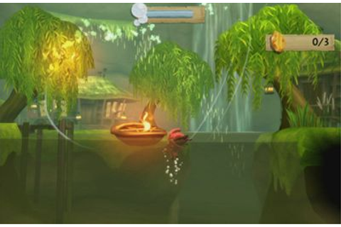 LostWinds 2: Winter of the Melodias iPhone game - free ...