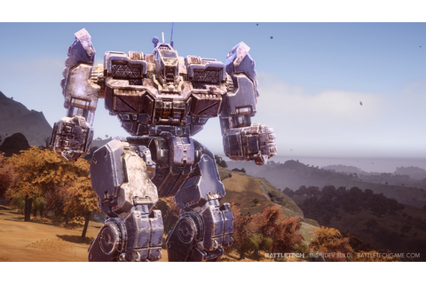 Get ready for big robots and bigger battles with ...