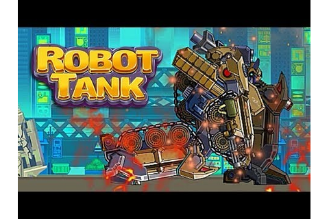 ROBOT TANK GAME - Tank & Robot Installation Pieces - YouTube
