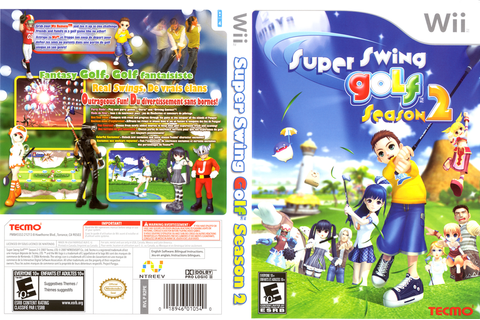 R2PE9B - Super Swing Golf Season 2
