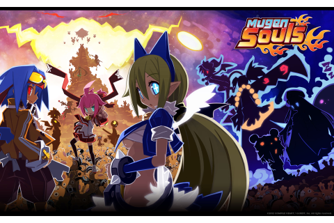 Mugen Souls Wallpaper 019 | Wallpapers @ Ethereal Games