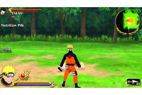 Naruto Shippuden Legends Akatsuki Rising PC Games - YouTube