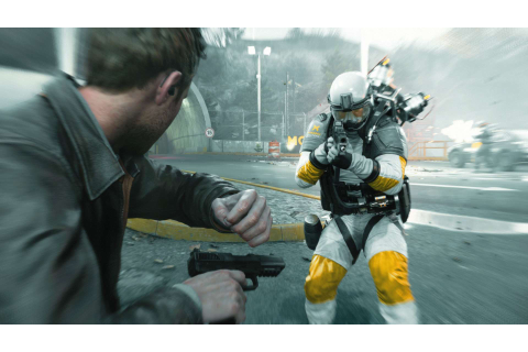 Quantum Break Coming To PC April 5th | GeForce