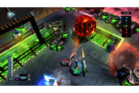 Madballs in Babo: Invasion - Download Free Full Games ...