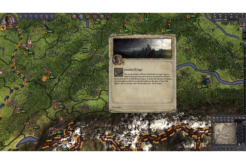 Crusader Kings II: Sons of Abraham | wingamestore.com