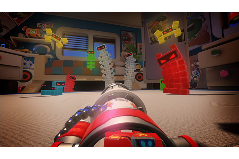 The Playroom VR Updated With A Free, Four Player Tower ...